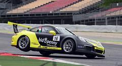Porsche 991 GT3 Cup Challenge / Matteo CAIROLI / ITA / Ebimotors - Car 1 (Renzopaso) Tags: barcelona cup car 1 porsche ita matteo circuit challenge iberia targa 991 gt3 cairoli 2016 trofeo ebimotors