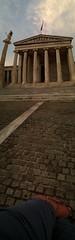 Panorama en Atenas (sergio fuster) Tags: panorama self atenas iphone