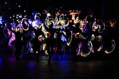 Paint the Night Parade (EverythingDisney) Tags: disneyland disney parade pixie fairy fiber dlr ptn fiberfairies paintthenight
