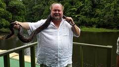 Me with a python (jbh1965) Tags: city panama 2015