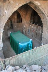 Synagogue Tomb of Prophet Nahum (Kachangas) Tags: iraq synagogue jewish jews judaism prophet iraqi kurdish kurds nahum iraqikurdistan alqosh jewishbible
