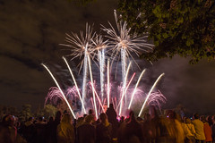 Fireworks, Madrid (TravelJournals) Tags: madrid longexposure night canon lights spain fiesta fireworks fuegosartificiales 6d parquedelretiro largaexposicin