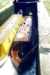 Slide 060-24 (Steve Guess) Tags: uk england museum canal lock pegasus derbyshire basin trent gb narrowboat mersey