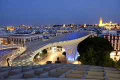Sevilla Metropol Parasol (Aussie Mozzie) Tags: canon sevilla spain seville espana