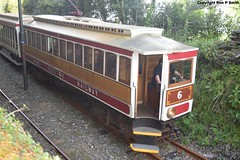 160521d001 (liverpolitan.) Tags: 6 mer man car electric south tram number heading isle manx ramsey ballure