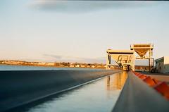 Wet conveyor belt