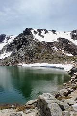 Lac de Bastani (elina.tsamigos) Tags: corse corsica lac lago montagne montagna nature natura landscape hike hiking rando snow neige summer spring bastani