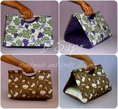 Porta Travessa (D'Sapo) Tags: artesanato bolsa tote carrier tecido travessa portatravessa dsapo cassarolecarrier
