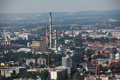 """""""EC Wrocaw"""" heating plant complex , Wrocaw 23.06.2016 (szogun000) Tags: urban panorama industry architecture canon buildings cityscape poland polska overview wrocaw heatingplant lowersilesia dolnolskie dolnylsk canoneos550d canonefs18135mmf3556is ecwrocaw"""