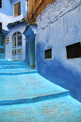 IMG_3637 (rachel_salay) Tags: city blue morocco chefchaouen
