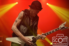 Michael Schenker's Temple of Rock (IainScottPhotography) Tags: uk musician music photography scotland concert glasgow performing sct scotand kingking lanarkshire artevent liveevent templeofrock iainscott michaelschenker o2abc