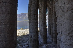 Delphic Temple of California (Chief Bwana) Tags: california ca volcano columns delphi sierra erosion pillars hwy395 easternsierra lakecrowley crowleylake volcanictuff psa104 chiefbwana
