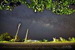 () Tags: sky mountain stars landscape taiwan tokina galaxy  f28 116 gettyimages   milkyway  nantou      blackcard   11 t116        mthehuan    1116mm