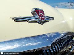 Volga GAZ-21R / Волга ГАЗ-21Р (junkyardcollection) Tags: emblem logo gaz badge soviet volga ussr волга gaz21 sovietcar ссср газ gaz21volga volga21 газ21