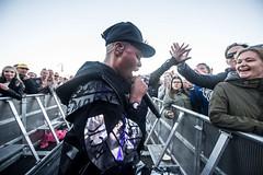 High Five! (3FM) Tags: music high skin five zeeland muziek highfive skunkanansie cas 2016 brouwersdam 3fm concertatsea cas16 fotograafbartvanderputten
