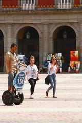 Plaza Mayor (gary8345) Tags: madrid plazamayor 2016 snapseed