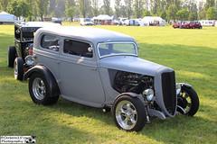 1933 Ford Sedan (cerbera15) Tags: ford sedan fun 33 run billing 1933 2016 aquadrome nsra