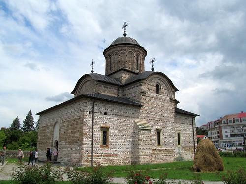 Biserica Domnească Sfântul Nicolae, Curtea de Argeș
