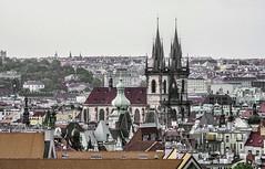 Prague, view from Letn Park (rayordanov) Tags: prague praha kostelmatkybopedtnem letnpark