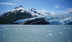 Portage glacier (Animathika) Tags: anchorage alaska landscape nature mountains portageglacier glacier glaciar ice hielo