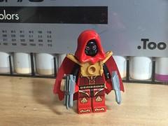Azrael (LordAllo) Tags: paul dc lego jean valley batman azrael knightfall
