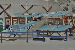 Sopwith Dove Replica (G-EAGA) (Bri_J) Tags: uk nikon dove bedfordshire replica airshow sopwith biplane shuttleworthcollection oldwarden geaga sopwithdove oldwardenairfield d7200 flynavyairshow