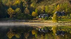 Mist on the Loch (john.gilmore57) Tags: landscape scotland nikon explore d7200