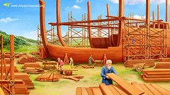 Noah building the ark (liyang127) Tags: christianvideos christianmovies christianmovie biblestudy faithingod belief sonofman revive revived biblescriptures bibleverse biblicalquotes biblecommentary biblical preacher incarnation salvationmeaning namesofgod namesofjesus religiousmovies scripture chinareligion scriptures preaching thesonofgod heavenlyfather secondcomingofjesus bookofrevelation