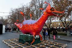 20160619-02-Weedy sea dragon Ogoh-Ogoh before ceremony (Roger T Wong) Tags: winter sculpture festival australia tasmania hobart 2016 ogohogoh pw1 papermachie sony2470 princeswharf1 rogertwong darkmofo sel2470z sonyfe2470mmf4zaosscarlzeissvariotessart sonya7ii sonyilce7m2 sonyalpha7ii weafyseadragon