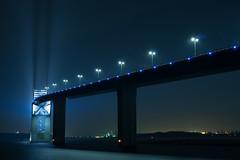 DSC04487 (Zengame) Tags: bridge japan architecture night zeiss tokyo sony illumination landmark illuminated cc jp creativecommons    distagon     wakasu   a6300  tokyogatebridge   distagontfe35mmf14za fe35mmf14 6300 distagonfe35mmf14