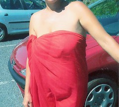 CAP D'AGDE (parejamadrid) Tags: cap dagde nudismo playa wife esposa mujer