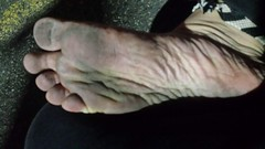 Dirty Feet (bfe2012) Tags: feet toes bare dirty barefoot barefeet soles barefooting barefooter