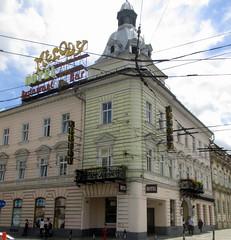 Cluj-Napoca - King Ferdinand street (Bogdan Pop 7) Tags: old city summer architecture europe centre romania transylvania transilvania kolozsvar cluj clujnapoca roumanie 2016 vara erdly erdely kolozsvr ardeal romnia arhitectura klausenburg var arhitectur