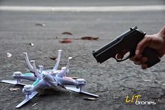 LIT drones Anti-Drone Gun