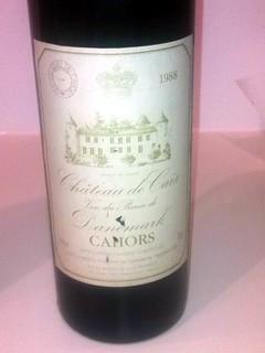 27 Château de Caix. Vin du Prince de Danemark. 1988
