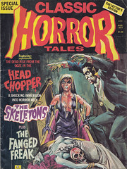 Horror Tales / Vol. 8 No.4 (micky the pixel) Tags: comics comic heft vampir sarg eerieproductions horrortales