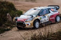WRC Argentina 2013 (SS5.Ascochinga-Agua de oro) (manticorebp) Tags: argentina nikon crash citroen wrc ds3 ascochinga sigma70200mmf28 ss5 2013 danielsordo d5000 aguadeoro