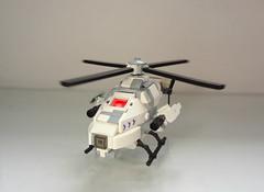 "U.C.H.D """" Helidrone 1 (Empty Sandbox) Tags: jack lego purge panasian brickarms thepurge helicopterdrone uchd helidrone"