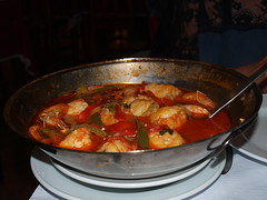 Cataplana de Tamboril (rgrant_97) Tags: food fish portugal peixe seafood marisco adega oceano nazar