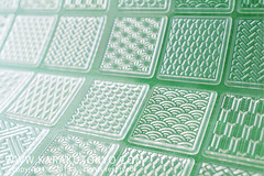 Clear stamps (karaku*) Tags: japan pattern pentax stamps patterns traditional stamp clear japanesepattern k7