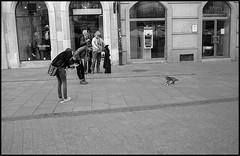 119. (kuflik01) Tags: street bw poland neopan krakw xtol contaxg2 2011 coolscanved