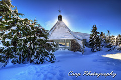 Cozy Timberline Lodge (Coop Photography) Tags: new winter camp mountain snow ski oregon lens photography 1 cozy nikon day mt january bowl lodge tokina mount government hood coop years f28 timberline d90 2013 1116mm