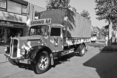 Saurer C2-Type 4.4T Diesel + Saurer Berna RH 525-23 Diesel 1984 (Le Photiste) Tags: digitalart photographers loveit showroom soe autofocus ineffable digitalartwork friendsforever ilikeit finegold s