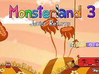 怪物大地3:啾尼爾回歸(Monsterland 3: Junior Returns)