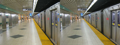 Toronto - Subway (2 of 2) 3D Stereogram (BoogaFrito) Tags: street city toronto ontario canada streets train underground subway stereogram stereophotography 3d crosseye stroller sub trains canadian stereo stereograph magiceye threedimensional crossview