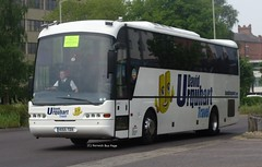 David Urquhart Travel K155TDX (Joe (Norwich Bus Page)) Tags: travel david urquhart nbp neoplan euroliner norwichbuspage k155tdx