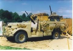 Long Range Desert Group (LRDG) Chevrolet WB 30 cwt Patrol Truck