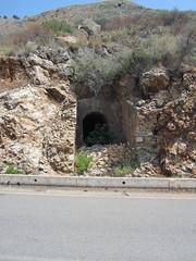 Walking from Qeparo to Porto Palermo (15) (blackcharliepho) Tags: al tunnel bunker albania tunel albanien shqiperi shqiperia albanija albanie shqipri shqipria arnavutluk shqipni  albnija