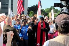 Moral Monday demonstrators (twbuckner) Tags: northcarolina raleigh monday moral mondaysmoral