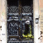 "Graffiti Door <a style=""margin-left:10px; font-size:0.8em;"" href=""http://www.flickr.com/photos/14315427@N00/9362921717/"" target=""_blank"">@flickr</a>"